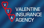 Valentine Insurance Agency Logo