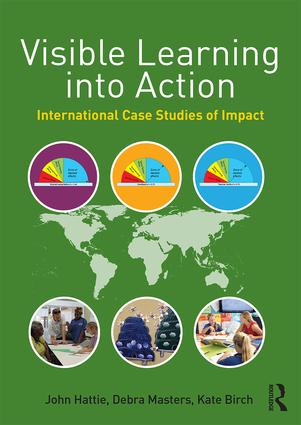 Visible Learning Into Action Image - Link to the book's website