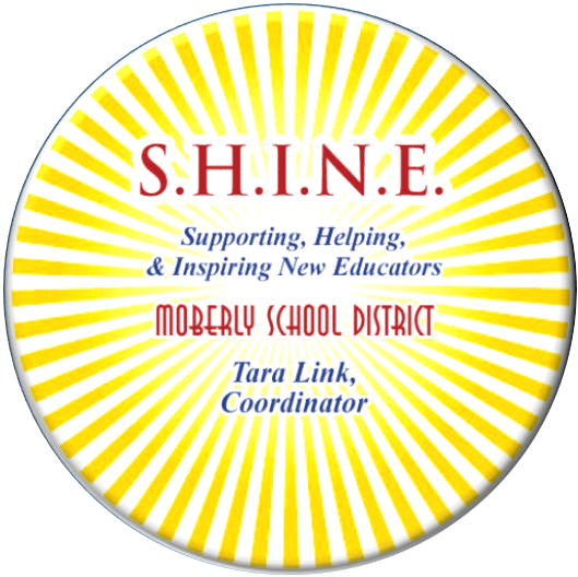 SHINE- Supporting, Helping & Inspring New Teachers