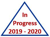 In Progress 2019 - 2020.