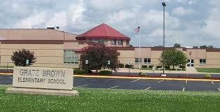 Photo of Gratz Brown Elementary.
